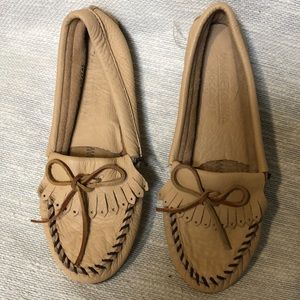 Minnetonka Shoes - Soft leather shoes